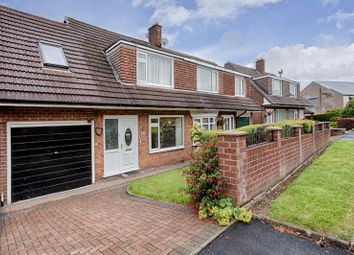 Thumbnail 3 bed semi-detached house for sale in Wych Fold, Hyde
