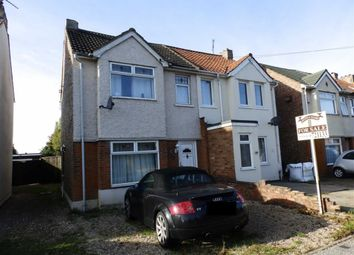 Thumbnail 3 bedroom semi-detached house for sale in Nacton Road, Ipswich
