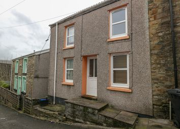 Thumbnail 2 bed end terrace house for sale in Mount Street, The Quar, Merthyr Tydfil