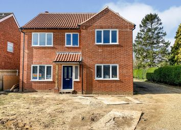 Thumbnail 4 bed detached house for sale in Old Yarmouth Road, Sutton, Norwich