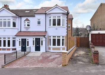 Thumbnail 4 bed end terrace house for sale in Kings Head Hill, London
