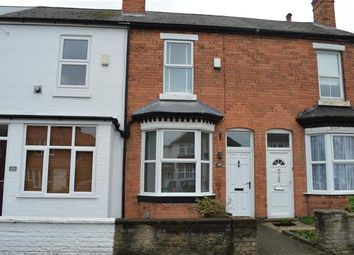 Thumbnail 2 bed terraced house to rent in Marshall Lake Road, Shirley, Solihull