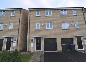 Thumbnail 4 bed town house for sale in Watson Park, Spennymoor