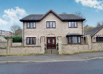 Thumbnail 5 bedroom detached house for sale in Pollard Avenue, Sheffield