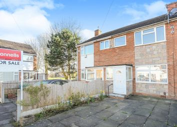 Thumbnail 3 bed terraced house for sale in Talbot Road, Blakenhall, Wolverhampton