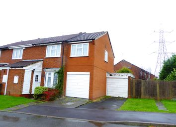 Thumbnail 4 bedroom end terrace house for sale in Nailers Close, Birmingham