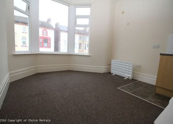 Thumbnail 1 bed flat to rent in Withnell Rd, Blackpool