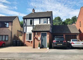 Thumbnail 3 bed detached house for sale in Mulcaster Avenue, Grange Park, Swindon