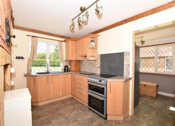 Thumbnail 4 bed detached bungalow for sale in Hogbarn Lane, Harrietsham, Maidstone, Kent