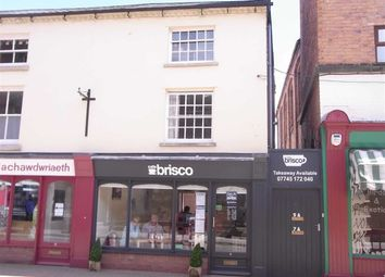 Thumbnail 1 bed maisonette to rent in 9A, Market Street, Newtown, Powys