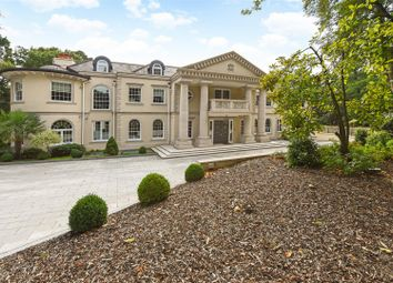 Thumbnail 10 bed detached house to rent in Christchurch Road, Wentworth, Virginia Water