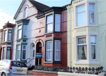Thumbnail 3 bed terraced house to rent in Olney Street, Liverpool