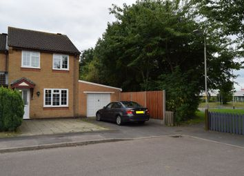 Thumbnail 3 bed semi-detached house to rent in Burnet Close, Hamilton, Leicester