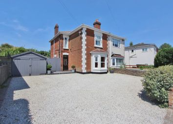 Thumbnail 4 bed semi-detached house for sale in Church Road, Southampton
