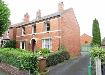 Thumbnail 4 bed detached house for sale in Dolwen, Ferrers Road, Oswestry, Shropshire