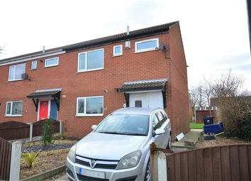 Thumbnail 2 bed terraced house to rent in Norbreck Road, Askern, Doncaster