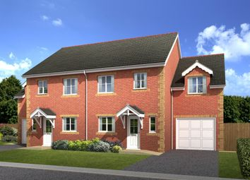 Thumbnail 4 bed semi-detached house for sale in Park Avenue, Royston, Barnsley