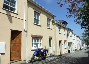Thumbnail 3 bed terraced house to rent in New Windsor Terrace, Falmouth