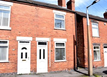 Thumbnail 2 bed end terrace house to rent in Springfield Gardens, Ilkeston, Derbyshire
