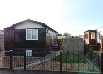 Thumbnail 1 bedroom mobile/park home for sale in Field Place, Barton-On-Sea, Hampshire