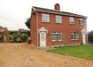 Thumbnail 3 bed semi-detached house for sale in Beaufort Gardens, Belfast