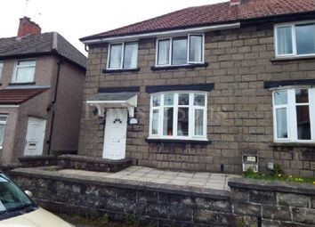 Thumbnail 3 bed semi-detached house to rent in Gaer Park Avenue, Newport, Newport.