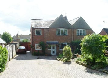 Thumbnail 4 bed semi-detached house for sale in Lynworth Lane, Twyning, Tewkesbury