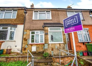 2 bed terraced house for sale in Lower Station Road, Crayford, Dartford DA1