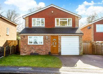 Thumbnail 4 bed detached house for sale in High Beeches, Banstead, Surrey