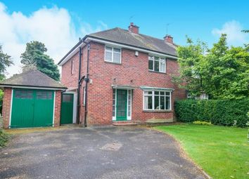 Thumbnail 3 bed semi-detached house for sale in Thorneyholme Drive, Knutsford, Cheshire, .