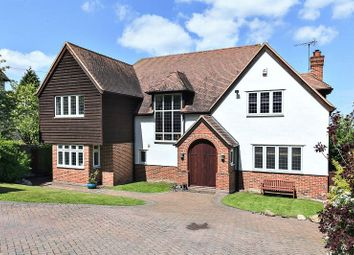 Thumbnail 5 bed detached house to rent in Upper Icknield Way, Aston Clinton, Aylesbury