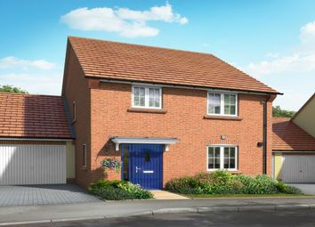Thumbnail 3 bed detached house for sale in Meadow Gardens, Thaxted, Dunmow
