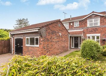 Thumbnail 4 bedroom detached house for sale in Plantation Terrace, Howden Le Wear, Crook