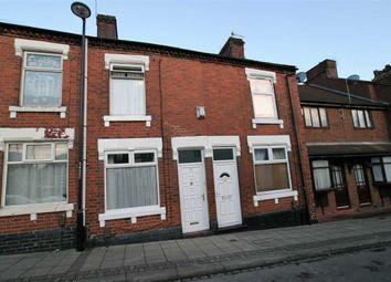 Thumbnail 2 bed terraced house for sale in Eagle Street, Hanley, Stoke-On-Trent