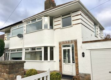 Thumbnail 3 bed semi-detached house to rent in North Barcombe Road, Childwall, Liverpool