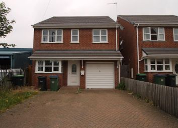 Thumbnail 4 bedroom detached house to rent in Station Road, Cradley Heath, Old Hill