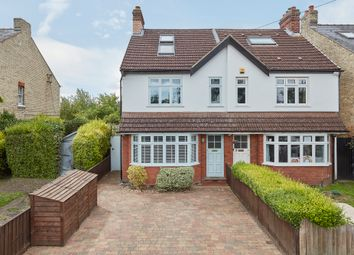 Thumbnail 5 bed semi-detached house for sale in Blinco Grove, Cambridge