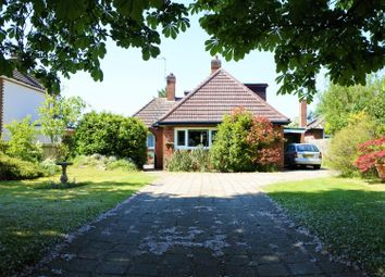 Thumbnail 3 bed detached bungalow for sale in Belton Lane, Grantham