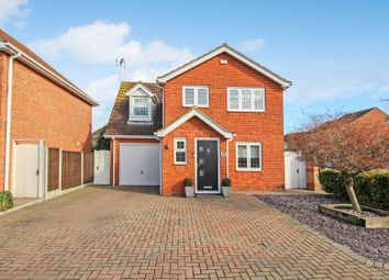 3 bed detached house for sale in Hedingham Drive, Wickford SS12