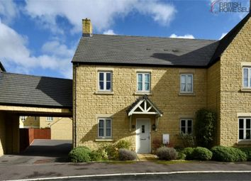 Thumbnail 3 bed semi-detached house for sale in Lysander Way, Moreton-In-Marsh, Gloucestershire