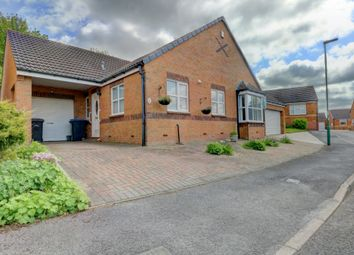Thumbnail 3 bed bungalow for sale in Priory Court, Sacriston, Durham