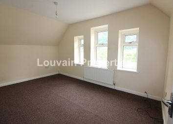 Thumbnail 4 bedroom flat for sale in Marine Street, Cwm, Ebbw Vale NP23. Top Flat.