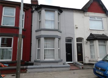 Thumbnail 5 bed terraced house for sale in Ridley Road, Liverpool
