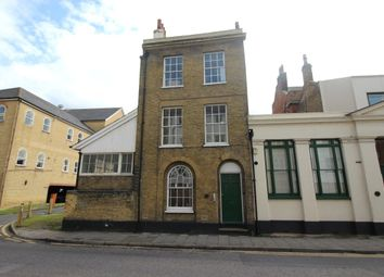Thumbnail 1 bed flat to rent in West Street, Gravesend, Kent
