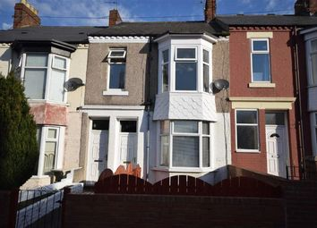 Thumbnail 3 bed flat for sale in Broughton Road, South Shields