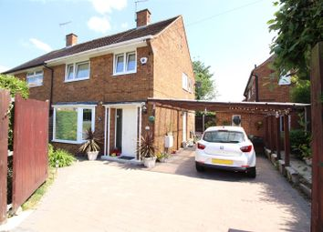 Thumbnail 3 bed semi-detached house for sale in Stanks Approach, Leeds