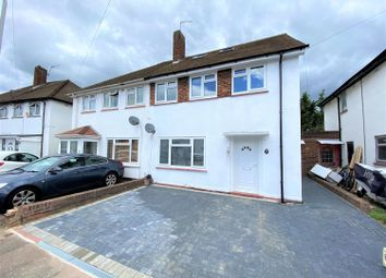 4 bed semi-detached house to rent in Regents Avenue, Hillingdon, Midddlesex UB10