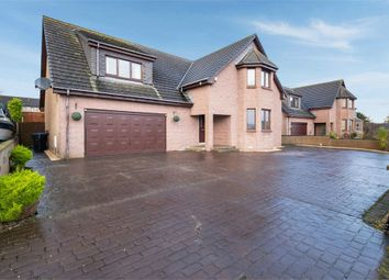 Thumbnail 4 bed detached house for sale in Montrose Road, Inverbervie, Montrose, Aberdeenshire