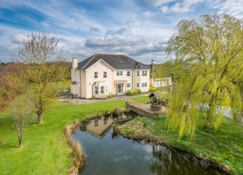 Thumbnail 6 bed farmhouse for sale in Whepstead, Bury St Edmunds, Suffolk