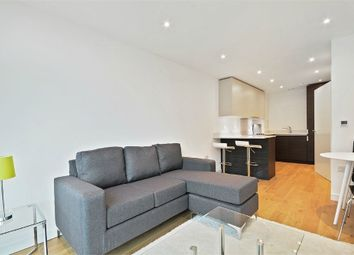 Thumbnail 1 bed property for sale in Pinnacle Apartments, Saffron Central Square, Croydon